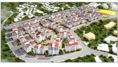 Burdur Bozkurt Mahallesinde kentsel dönüşüm