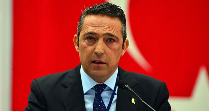 Ali Koç: 'Yürüyüşümüze kimsenin gölge düşürmesine izin vermeyeceğiz'