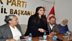 """Bakan Sarıeroğlu: """"Cumhurbaşkanımızı cumhurbaşkanlığı hükümet sisteminin ilk başkanı yapacağız"""""""