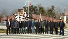 Başkan Akın, SMMMO üyeleriyle buluştu