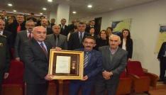15 Temmuz gazisine Devlet Övünç Madalyası