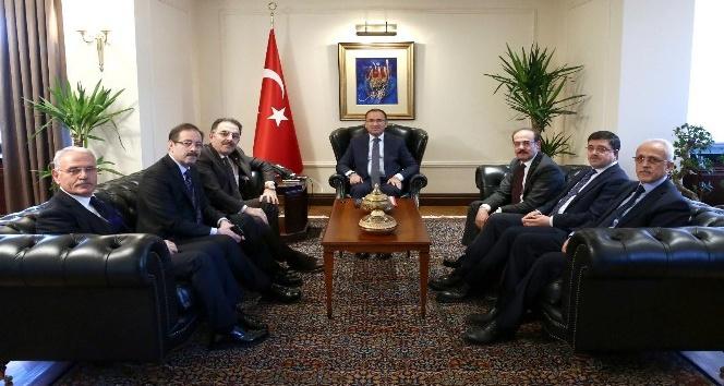 Çankaya Köşkü'nde Yozgat Toplantısı