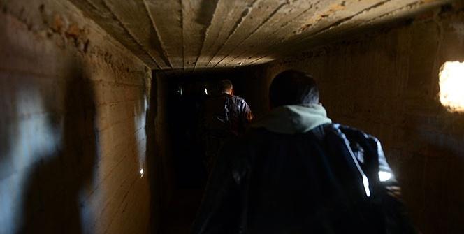 PYD tünellerinden bakın neler çıktı?