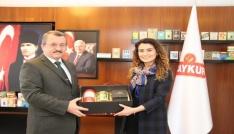 Batum Başkonsolosundan ÇAYKUR a ziyaret