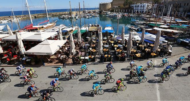 Kuzey Kıbrıs'ta bisiklet şöleni