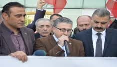 """Sağlık-Sen Kırıkkale Şube Başkanı Akdoğan: """"TTBnin açıklaması bir akıl tutulmasıdır"""""""