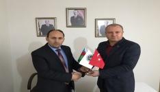 Asimder Başkanı Gülbey, MHP İl Başkanı İçeri ziyaret etti