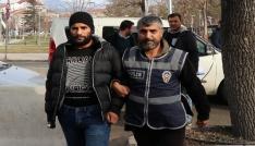 Irak uyruklu hırsız adliyeye sevk edildi