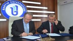 Bartın Üniversitesi PTT ile protokol imzaladı