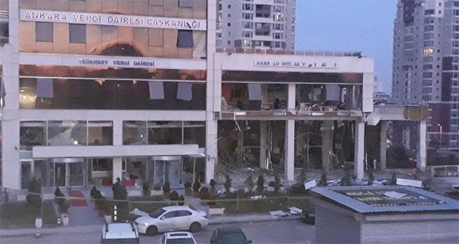 Ankaradaki patlamada PKK/PYD-YPG izi