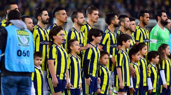 Fenerbahçe Gençlerbirliği Maçından Kareler