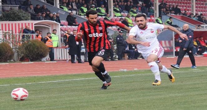 TFF 2. Lig: Kipaş Kahramanmaraşspor: 1 - Ottocool Karagümrük: 0