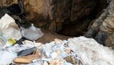 Tuncelide PKKnın kullandığı 5 sığınak imha edildi