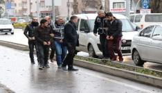 7 ilde aranan villa hırsızları yakalandı