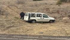 Çankırıda trafik kazası: 1 ölü