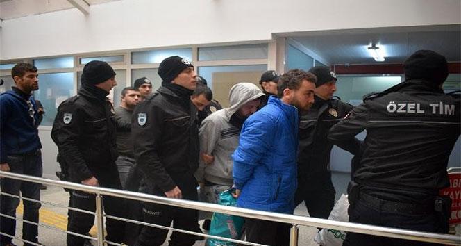 Kocaelide bulunan iki cesetle ilgili 12 kişi tutuklandı