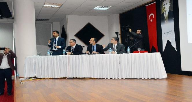 Sinop NGS Halk Bilgilendirme Toplantısı