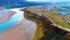 Tuncelinin çehresi Kıyı Düzenleme projesi ile değişiyor
