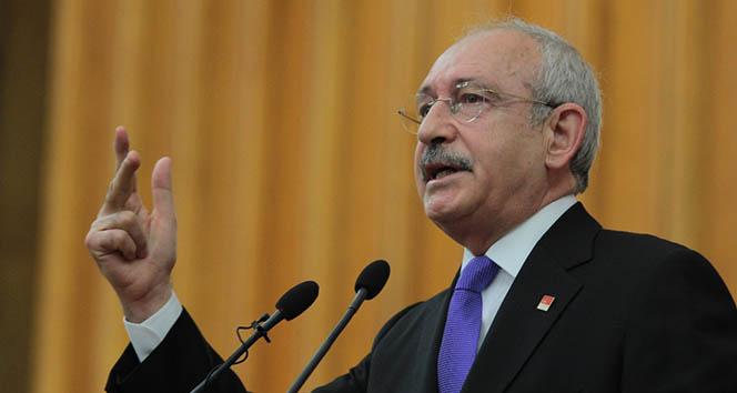 Kılıçdaroğlu'ndan 'seçim ittifakı kanunu'na ilişkin açıklama