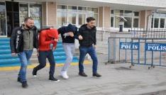 Kırıkkalede uyuşturucu operasyonuna 2 tutuklama