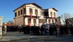 Atatürk Evine ziyaretçi akını