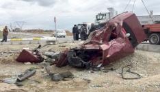 Uşakta ki kazalarda 27 vatandaş hayatını kaybetti