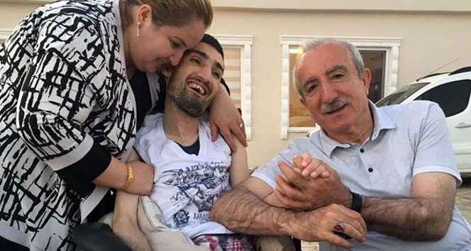 AK Partili Orhan Miroğlunun acı günü!