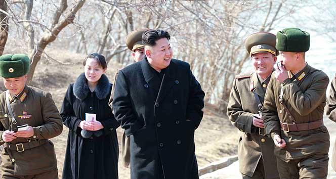 Kuzey Kore liderinin kardeşi Güney Kore Olimpiyatlarında