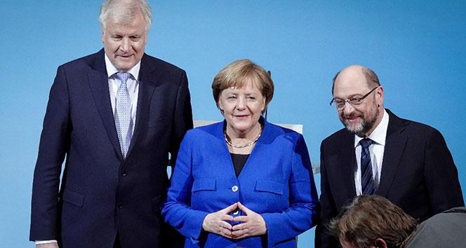 Almanyada koalisyon anlaşması sağlandı