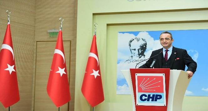 """CHP'li Tezcan: """"İnternet medyasına sansür getirme peşindeler"""