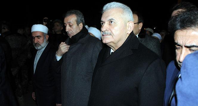 Başbakan Yıldırım Diyarbakırda