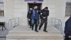 Uşakta yabancı uyruklu uyuşturucu tüccarı 3 kişi tutuklandı