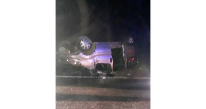 Irak'tan dönen minibüs kaza yaptı ile ilgili görsel sonucu