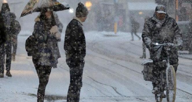 İsveç en soğuk gününü yaşıyor
