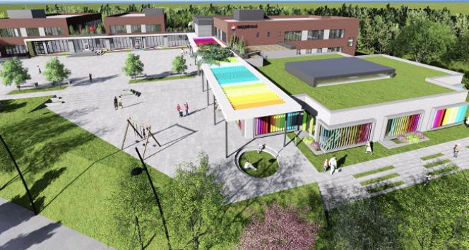 Bahçeşehir Koleji Salihli Kampüsü açılıyor