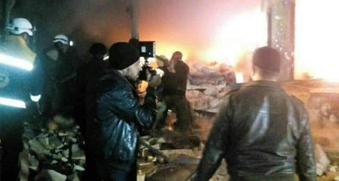 Doğu Gota ve İdlibte ölü sayısı 180i geçti