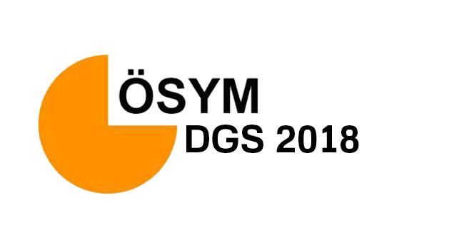 DGS 2018 başvuru tarihi ve sınavı ne zaman? DGS puan hesaplama !