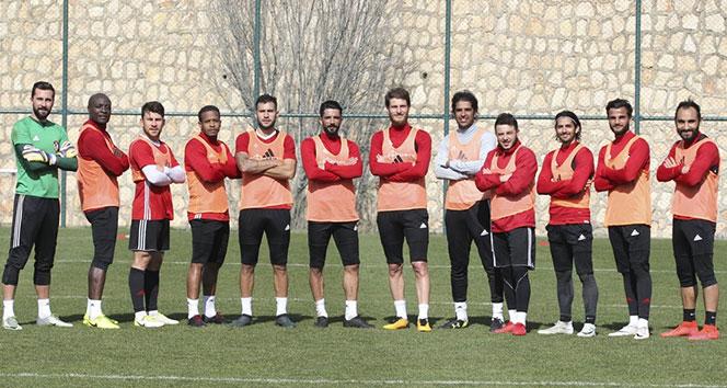 Gazişehir, Adanaspor maçı hazırlıklarını sürdürdü