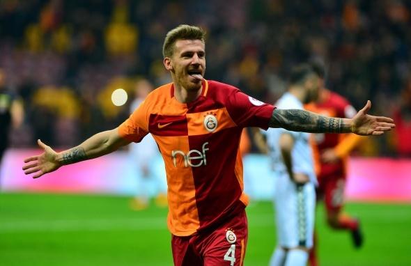 Galatasaray Konyaspor Maçından Kareler