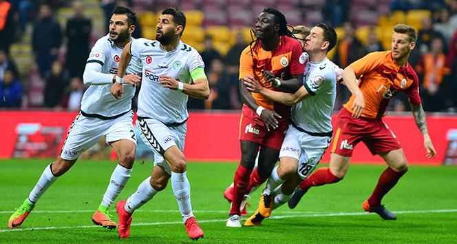 ÖZET İZLE: Galatasaray 4-1 Konyaspor Maç Özeti ve Golleri İzle| GS Konya kaç kaç bitti?