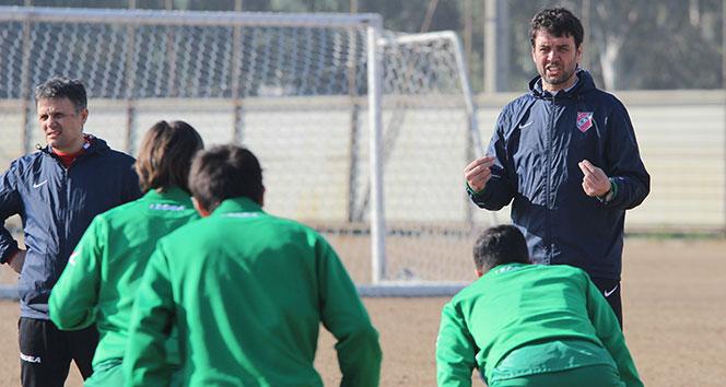 Cihat Arslan, 'Motivasyonumuz yerinde'