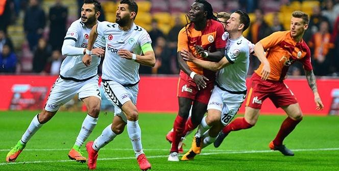 Galatasaray Konyaspor Maç Sonu