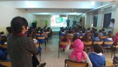 Ağrıda okullarda süt dağıtımı tekrar başladı