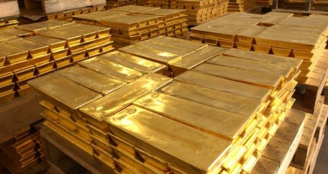 Türkiye dünya altın rezervinde ilk 10da