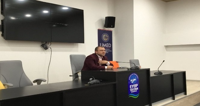 Gazeteci Mustafa Yıldız, medya etiğini anlattı