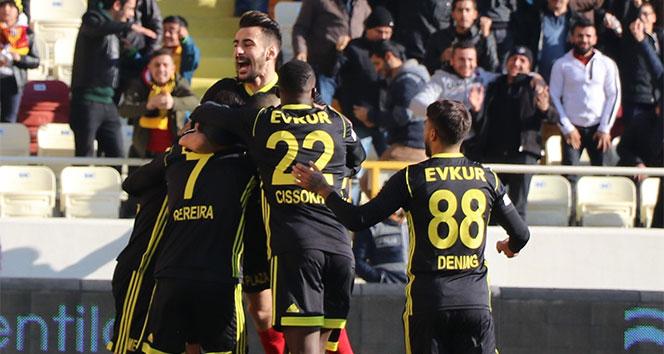 Evkur Yeni Malatyaspor'un hedefi ilk 10