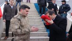 Tutak Zeytin Dalı Harekatına destek için yürüdü