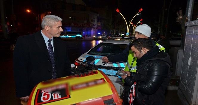 Uşak polisi huzur kaçıranlara fırsat tanımıyor