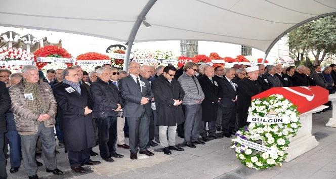 Emekli Büyükelçi Şensoy son yolculuğuna uğurlandı