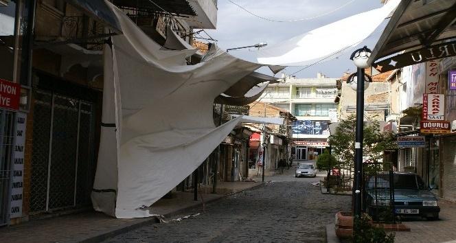 Aydın'da hafta sonu fırtına bekleniyor